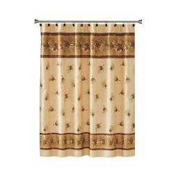 Image of Pinehaven Shower Curtain