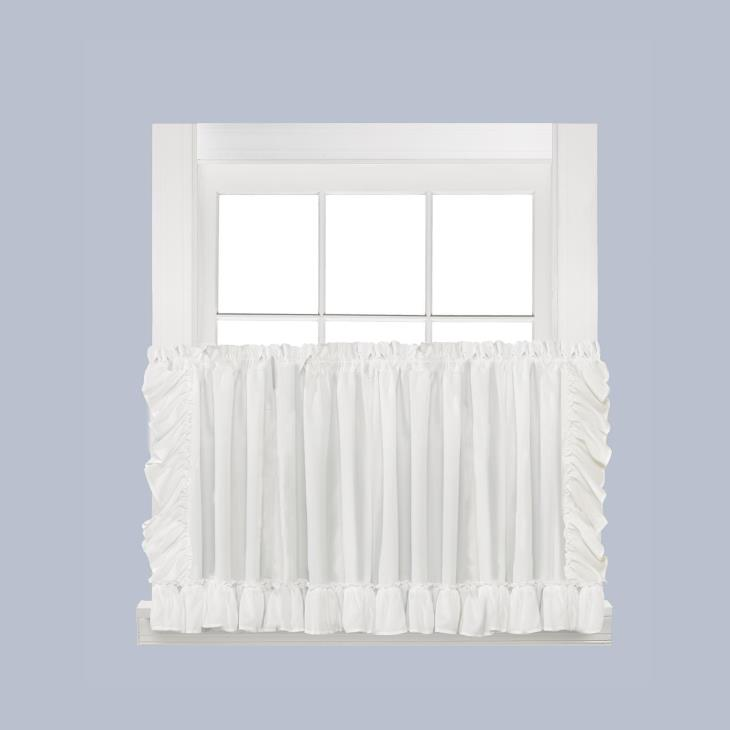 "Picture of Sarah 36"" Window Tier Pair"