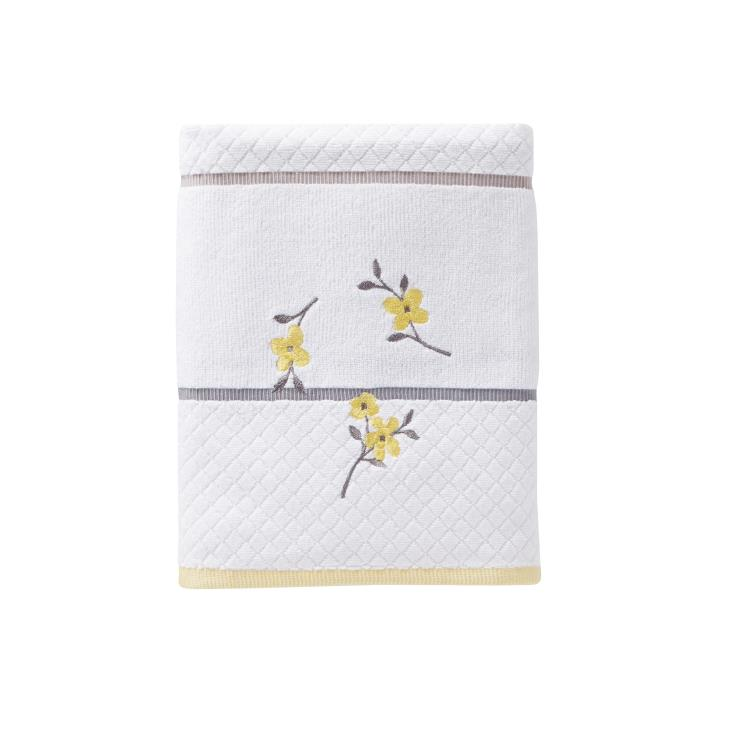 Picture of Spring Garden Bath Towel