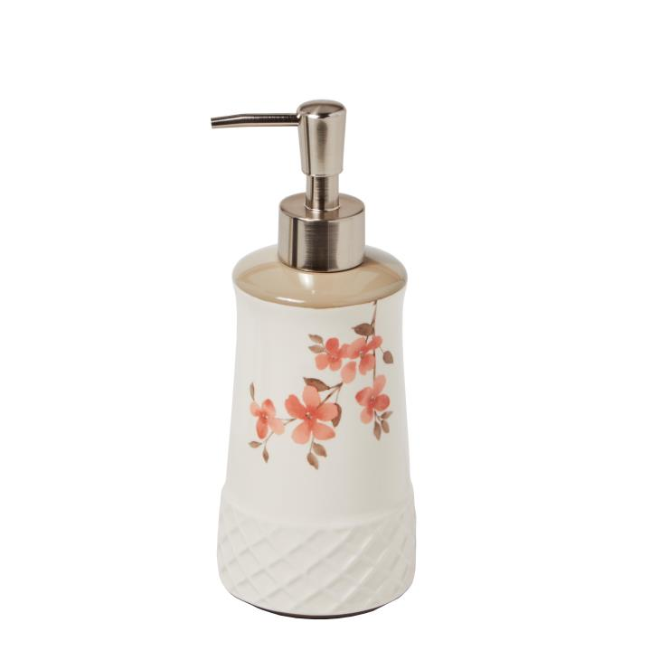 Picture of Coral Garden Lotion/Soap Dispenser