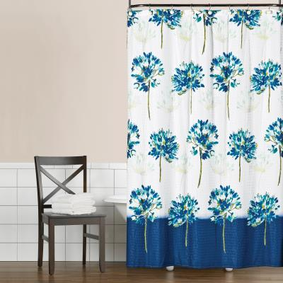 Fabric Shower Curtain Style Image